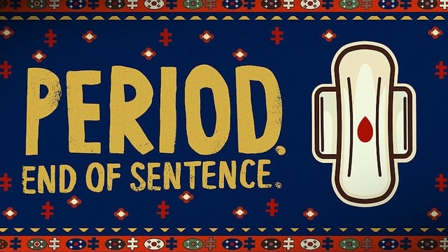 Mehr zu «Period. End of Sentence.»