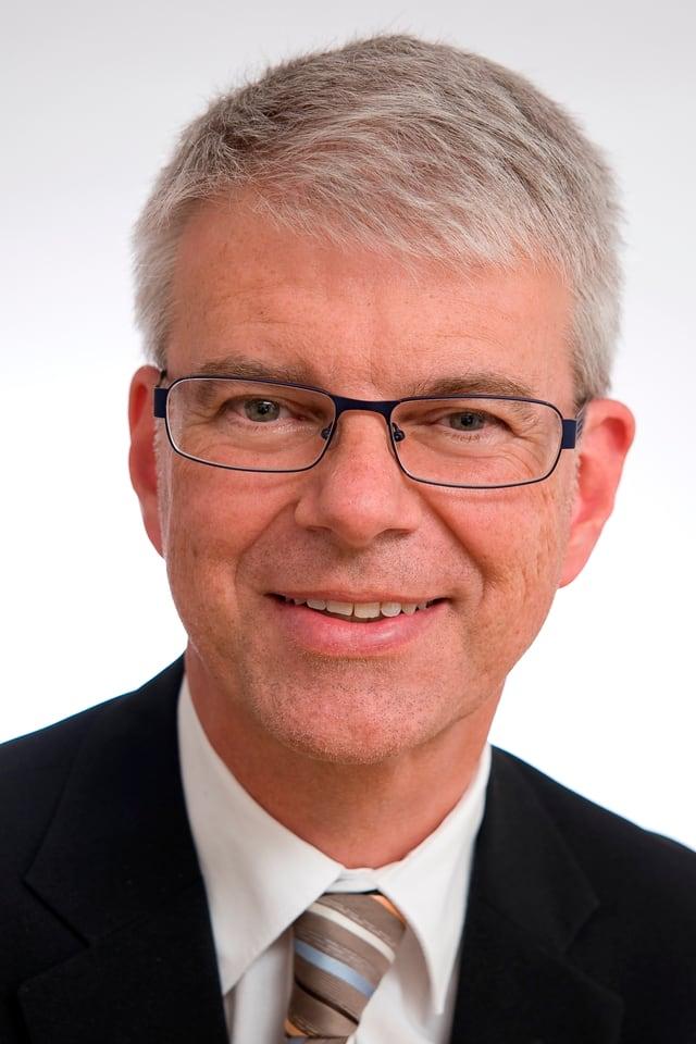 Martin Häusermann wird ab November 2013 der neue Chef der Solothurner Spitäler AG.