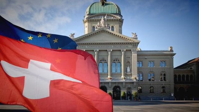 Video «Doppelrücktritt – Bremse fürs EU-Dossier?» abspielen