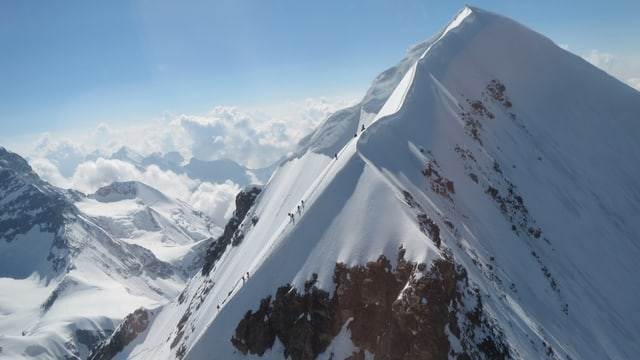 Video «Die Eroberung der Alpen - 150 Jahre SAC» abspielen