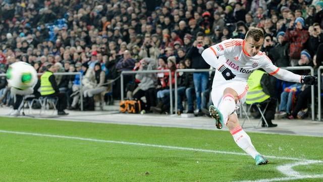 Italien ist das nächste CL-Ziel für Shaqiri und die Bayern