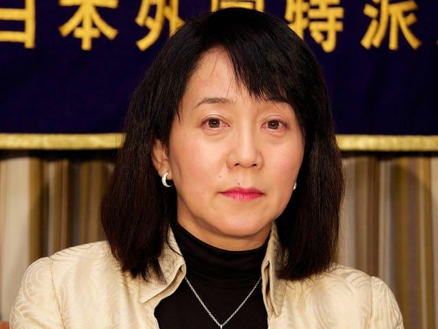 Masayo Takahashi im Porträtfoto