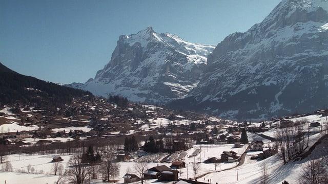 Grindelwald steht vor einer wichtigen Gemeindeversammlung.