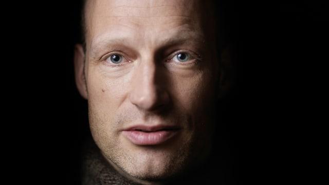 Porträt von Joachim Meyerhoff