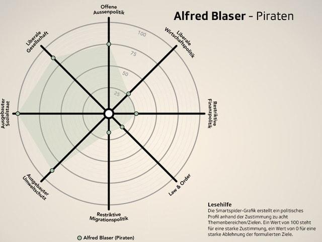 Die Smartspider von Alfred Blaser.