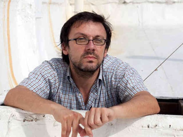 Der Autor Mark Binelli.