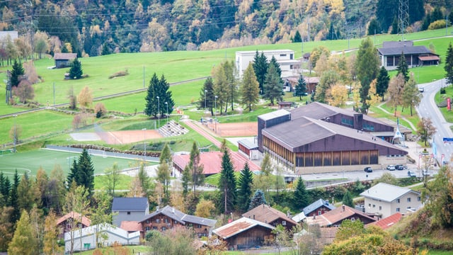 Center da sport e cultura Mustér.