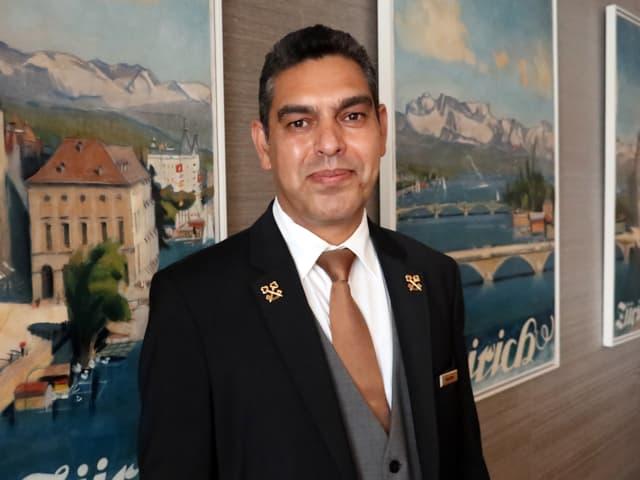 Concierge Ishaq