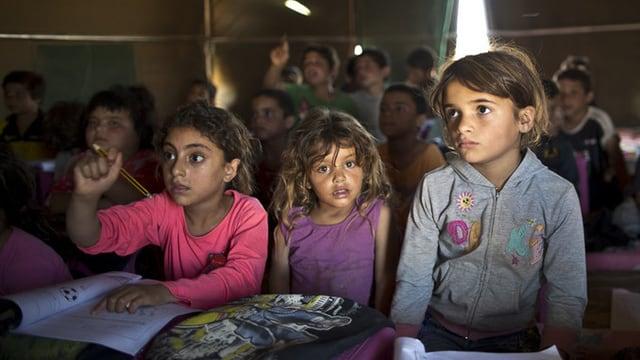 Uffants sirians.