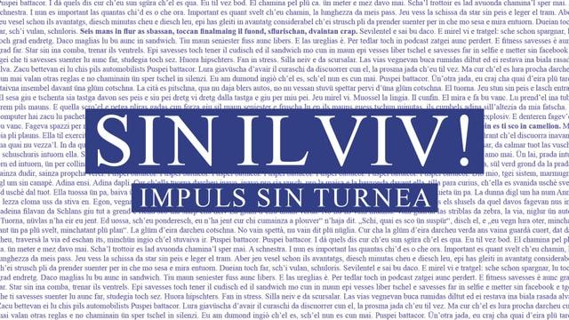 «Sin il viv!» «Sin il viv!» – sin turnea cun ils Impuls