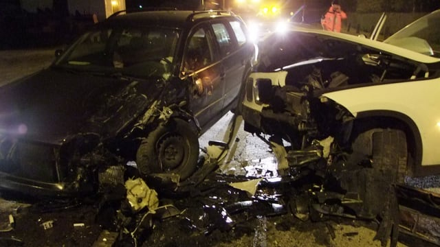 autos destruids