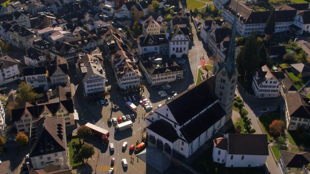 Video ««SRF bi de Lüt – Herbstfest»: live aus Stans» abspielen