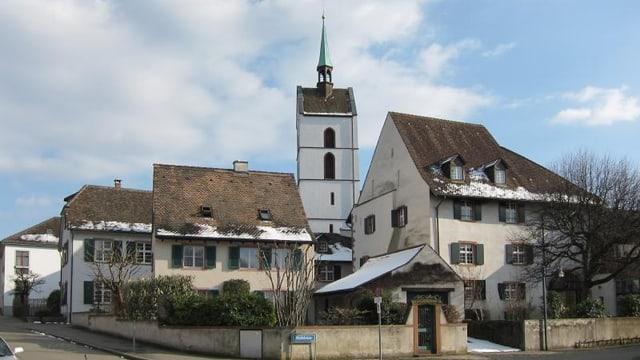 Dorfkern mit Kirche
