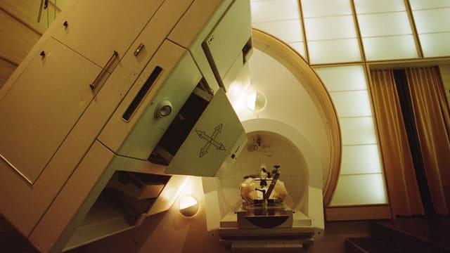MRI-ähnliches Gerät.