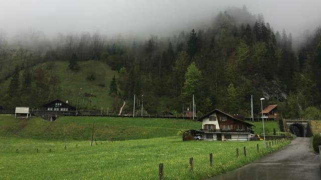 Haus Mitholz