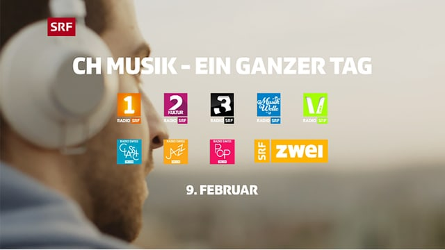 CH Musik - Ein ganzer Tag