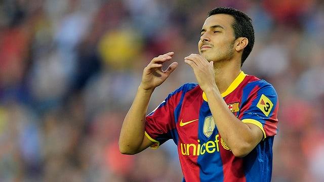 Pedro muss 10 Tage aussetzen.
