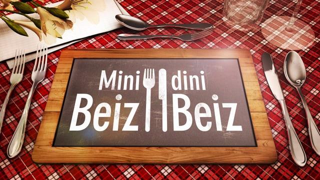 Mini Beiz, dini Beiz Logo