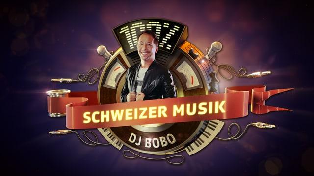 Video ««100% Schweizer Musik – DJ BoBo & Friends»» abspielen