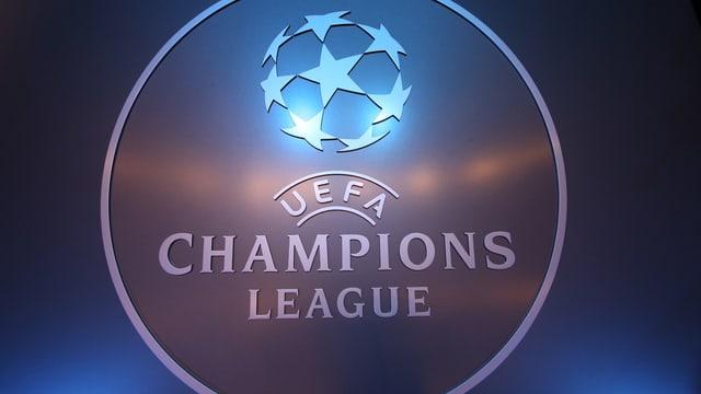 Symbolbild der Champions League.