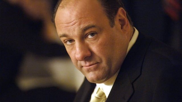 Schauspieler James Gandolfini, besser bekannt als «Tony Soprano» aus der TV-Serie «The Sopranos».