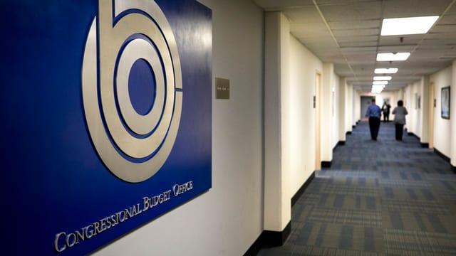 Logo des Congressional Budget Office CBO