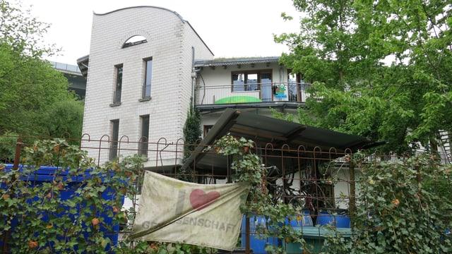 Genossenschaft «Via Felsenau 1»
