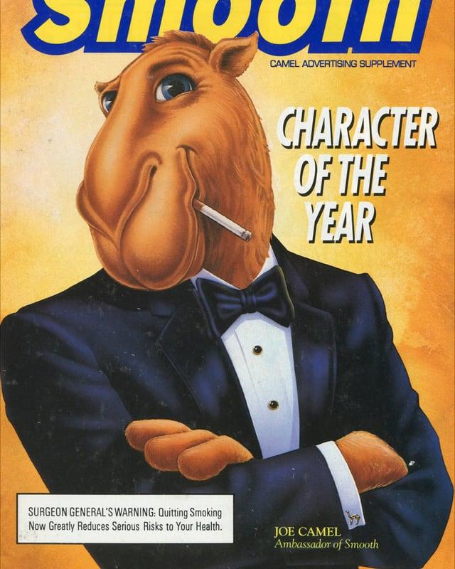 Joe Camel 1990