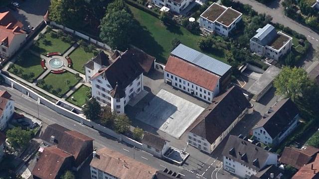Gemeindeverwaltung von oben