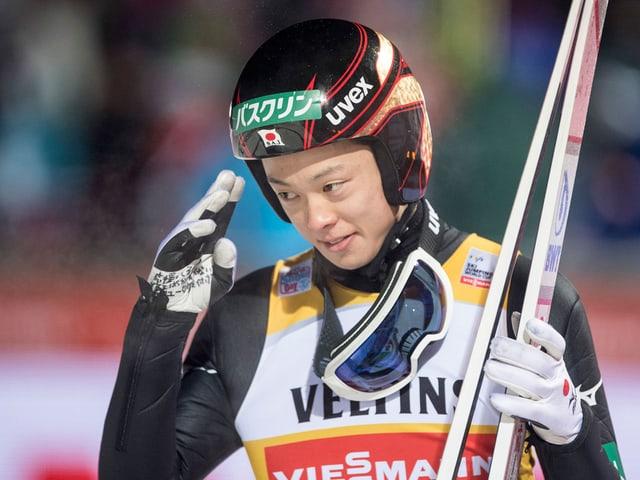 Ryoyu Kobayashi.