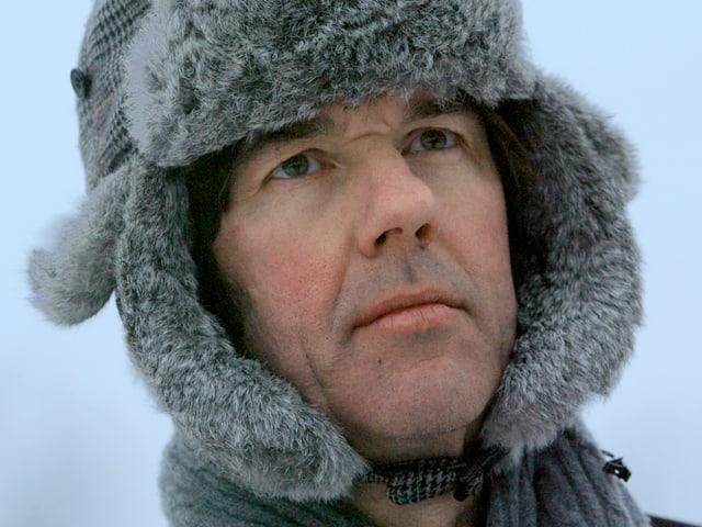 Der österreichische Designer Stefan Sagmeister