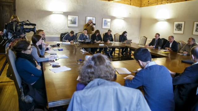 Die Geschäftsprüfungskommission vermisst ein Konzept für sozialtherapeutische Massnahmen.