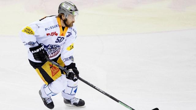 Daniel Sondell zügelt zusammen mit Dario Bürgler ins Tessin.