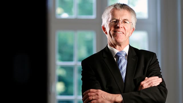 Der Schweizer Ökonom Thomas Straubhaar.