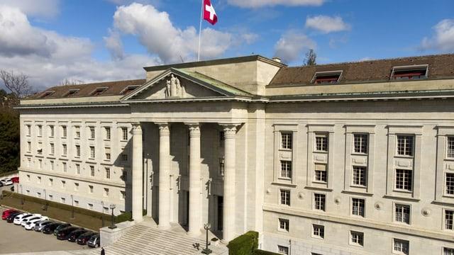 Tribunal federal a Losanna.