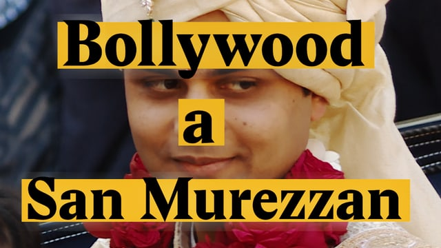 Laschar ir video «Bollywood a San Murezzan»