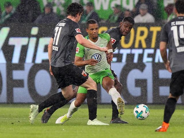 Wolfsburgs Daniel Didavi.