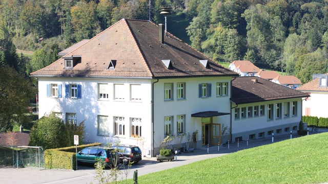 Schulhaus Fischingen