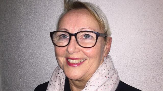 Psychiaterin Birgit Kräuchi