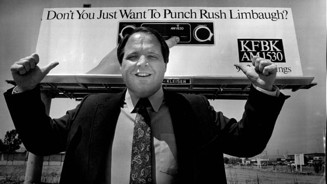 Rush Limbaugh.