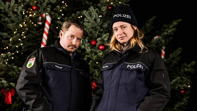 «Advent, Advent» – Neue weihnachtliche Krimiparodie