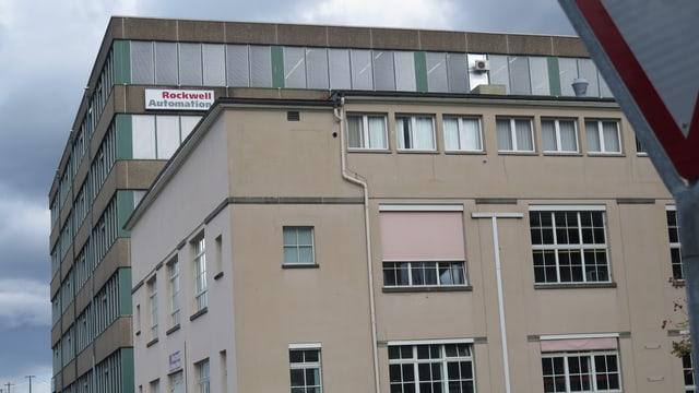 Firmengebäude in Aarau