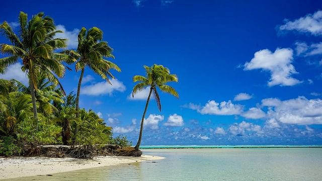 Cook Island, Aitutaki, Melanie Durand