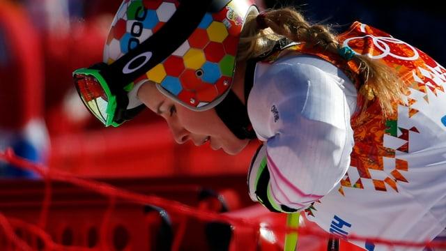 Tina Weirather bestreitet in diesem Winter keine Rennen mehr.