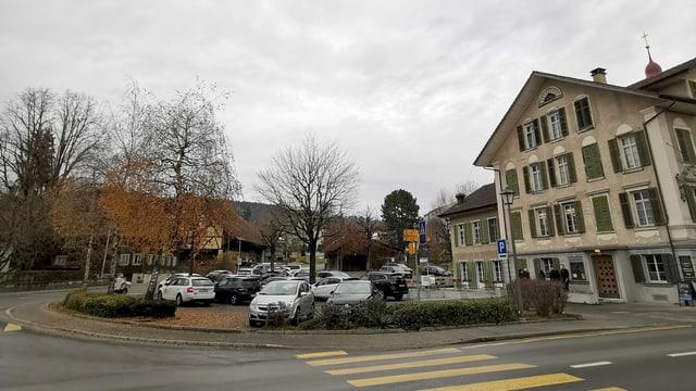 Dorfzentrum Buttisholz