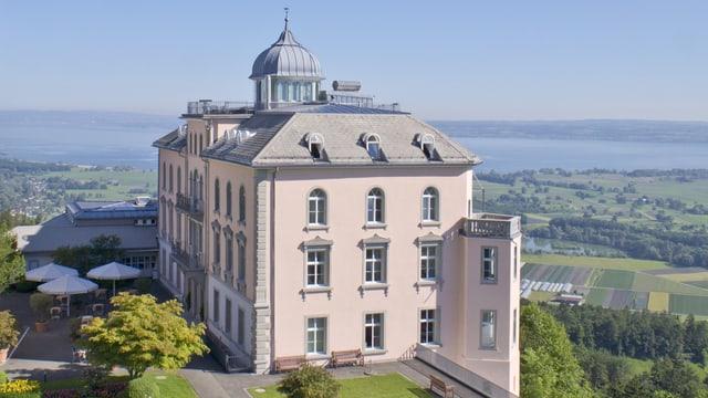 Gebäude Klinik Walzenhausen