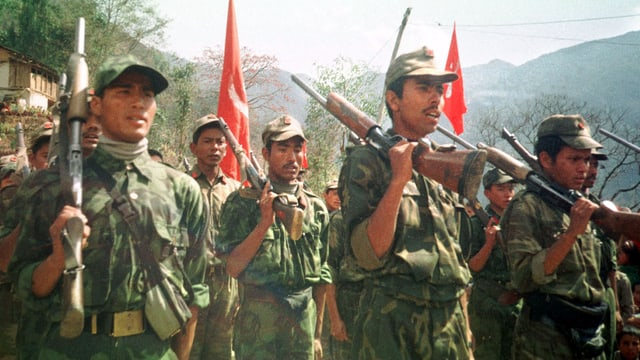 Maoistische Rebellen