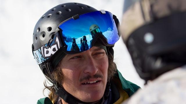 Marco Steinemann guida da muntogna