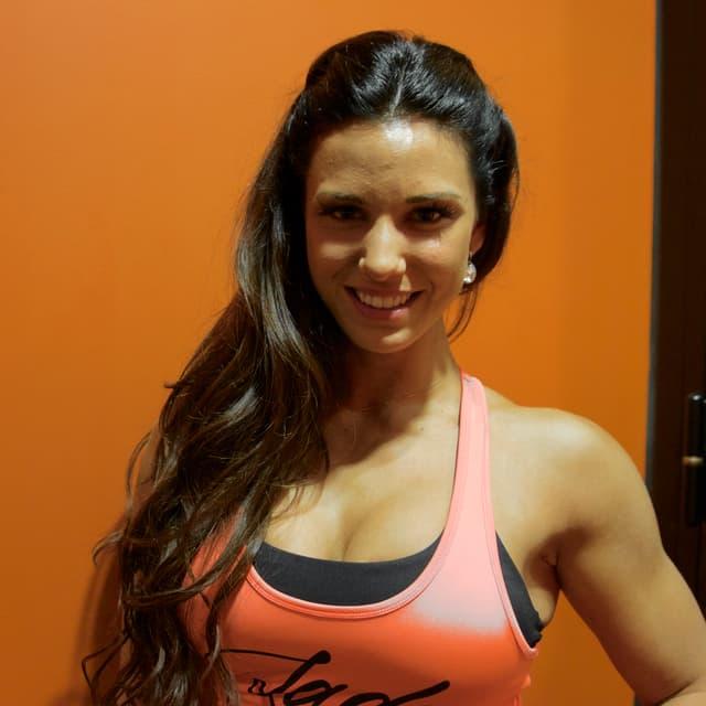 Anja Zeidler - Fitnessmodel