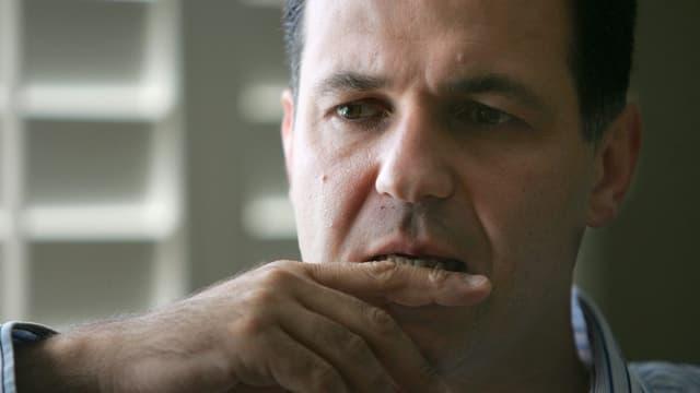 Portrait Khaled Hosseini